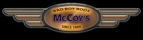McCoy's Bad Boy Rods